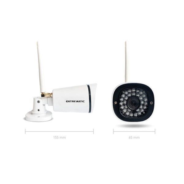 Entrematic smart camera - Port-Service Øst AS